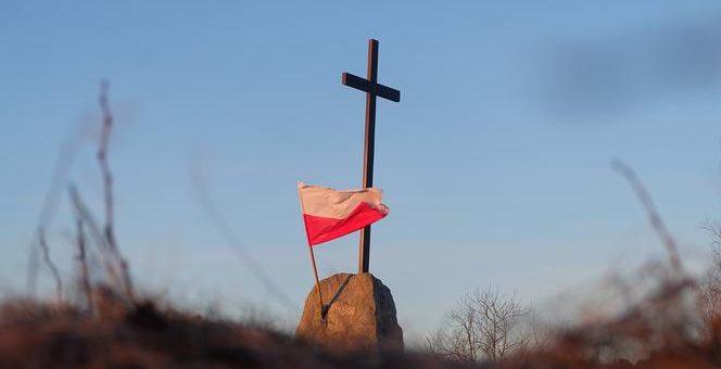 Wywieś flagę wŚwięto Chrztu Polski